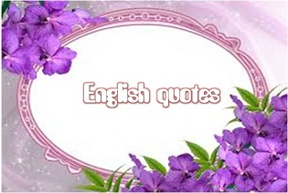 english quotes