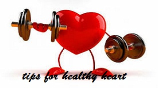Health Tips For Healthy Heart