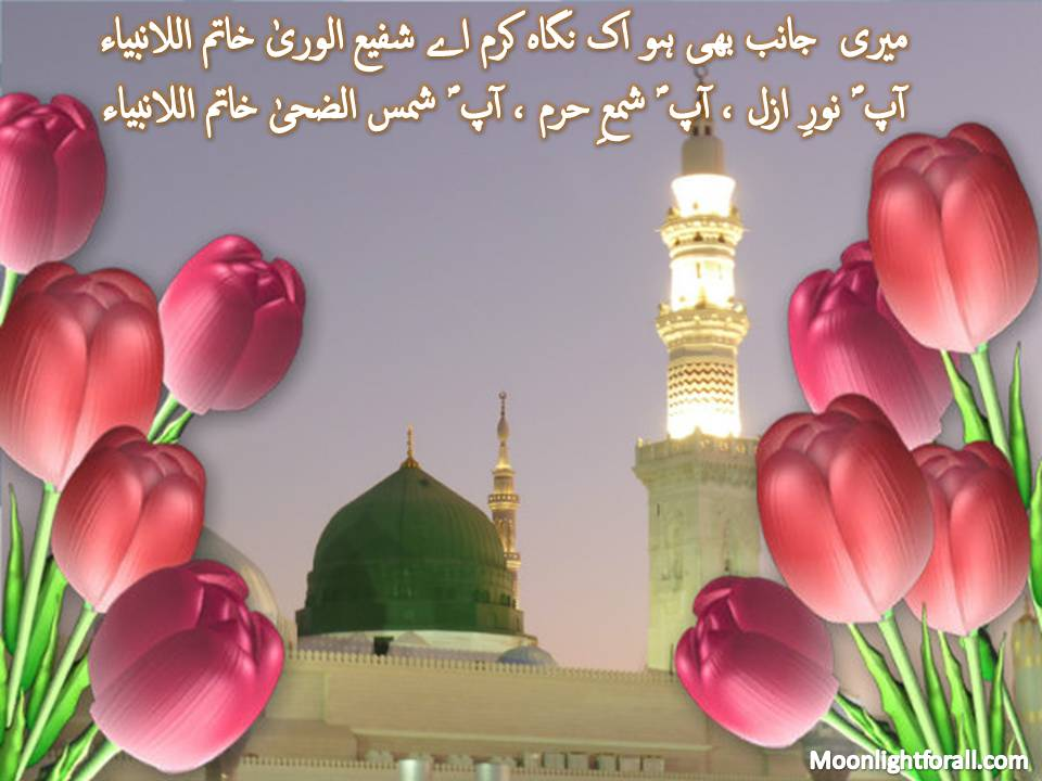 Beautiful Naat Wallpaper