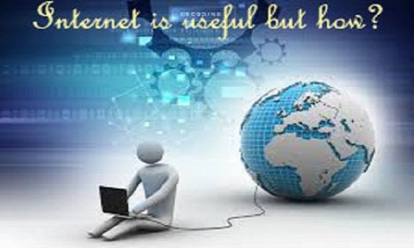 Internet Is Very Useful But How?