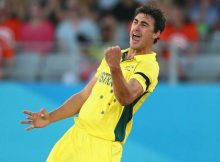 Fastest century of wickets by Michael Starch