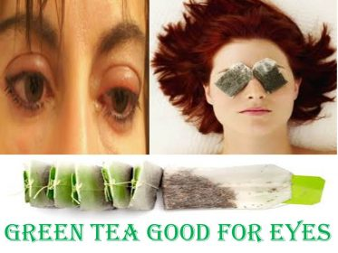 Green Tea Good For Eye Health