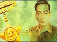 Major Raja Aziz Bhatti Shaheed