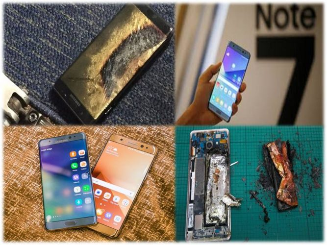 The production of Samsung note 7 has been permanently stopped