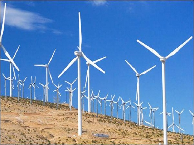 For wind power complex 7 million dollar has been approved