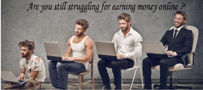 5 Easy Ways of Earning Online At Home