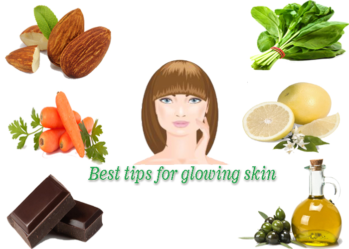 Top 6 tips for glowing skin in winter