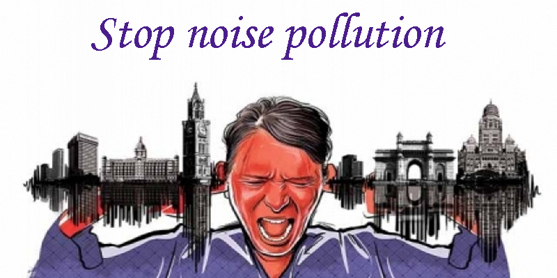 Noise pollution effects on environment
