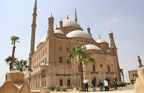 Muhammad Ali Pasha Mosque in Cairo Beautiful Mosque